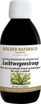 Golden Naturals Luchtwegensiroop (200 milliliter)