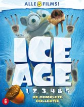 Ice Age -  Complete Collection 1 t/m 5 (Blu-ray)