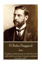 H. Rider Haggard - Jess