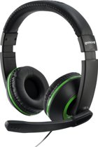 Gioteck XH-100 - Gaming Headset - Zwart/Groen - PS4 + Xbox One + PC + MAC