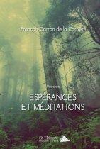 Espérances et méditations