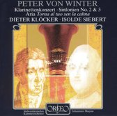 V. Winter Klarinettenkonzerte
