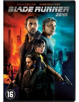 DVD cover van Blade Runner 2049