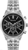 BULOVA - Horloge - Mannen - Zilverkleurig Ø 42 - 96A211