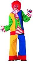 Clownspak dame Maat 38