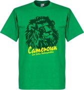 Kameroen Lion T-Shirt - L