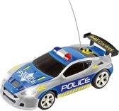 Revell Rc Politieauto Junior Zilver/blauw 7 Cm