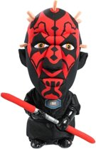 Star Wars sprekende Darth Maul pluche