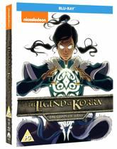 Legend of Korra Complete (blu-ray) (Import zonder NL)