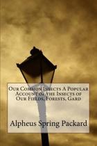 Our Common Insects a Popular Account of the Insects of Our Fields, Forests, Gard