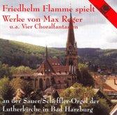 Friedhelm Flamme spielt Werke von Max Reger