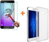 Case hoesje voor Samsung Galaxy A5 2016 - Silicone - Ultra Dun TPU
