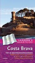 Lannoo's kaartgids - Costa Brava