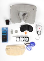 Adventure Bags Reis Set Cijferslot - Blauw