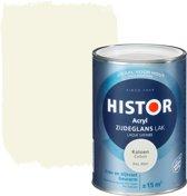 Histor Perfect Finish Lak Acryl Zijdeglans 1,25 liter - Katoen (Ral 9001)