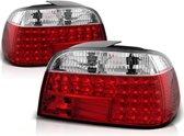 Achterlichten BMW E38 06 94-07 01 ROOD HELDER LED