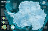 National Geographic Maps Antarctica