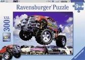 Ravensburger puzzel monstertruck 300 stukjes