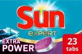 Sun All In 1 Extra Power Vaatwastabletten - 23 stuks