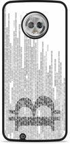 Moto G6 Hardcase Hoesje Cryptoexchange