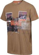 Regatta-Cline III-Outdoorshirt-Mannen-MAAT XXL-Beige