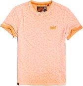 Superdry T-shirt Low Roller Tee Oranje (M10101RT - PY8) - M