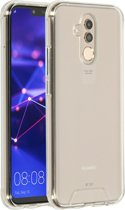 Accezz Xtreme Impact Backcover voor Huawei Mate 20 Lite - Transparant