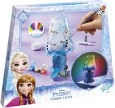 Disney Frozen Nordic Light - Lampje beschilderen