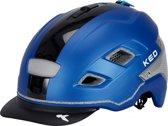 KED Berlin helm blauw Hoofdomtrek 52-58 cm