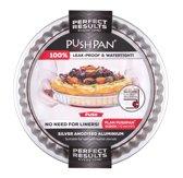 Wham PushPan Cakevorm - Aluminium - Rond - 25 cm
