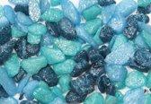 VDL Glamour Aquariumgrind - 1 kg - Blauw