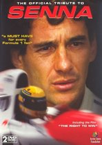 Senna - Official Tribute To (2DVD)