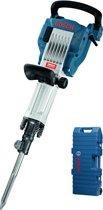 Bosch Professional GSH 16-30 Breekhamer - 1750 Watt - 41 J - Inclusief trolley en puntbeitel - Met opbergkoffer