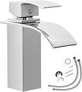 TecTake Waterval mengkraan - voor wastafel - sierlijk ontwerp 402131
