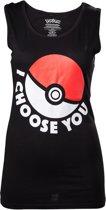 Pokemon - Tanktop I choose you - XS
