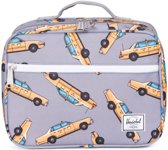 Herschel Supply Co. Pop Quiz Lunchbox - Lunchtas - Grey Taxi