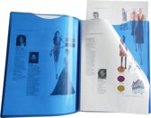 EXXO-HFP #19446 - FLEXY Presentatie A4 Show Album 40 Tassen - Robijn - 5 Stuks