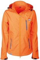 Harry's Horse Softshell jas Dutch Orange XL oranje