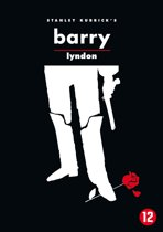 DVD cover van Barry Lyndon
