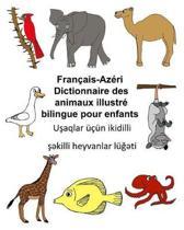 Fran ais-Az ri Dictionnaire Des Animaux Illustr Bilingue Pour Enfants