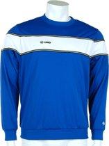 Jako Sweater Player - Sporttrui -  Heren - Maat XXL - Royal Blue;White