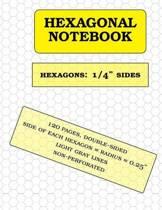 Hexagonal Notebook