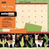 Kalender 2020 Folk Song Note Nook (29.8 x 33.7)