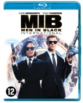DVD cover van Men In Black: International (Blu-ray)