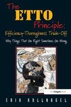 The ETTO Principle
