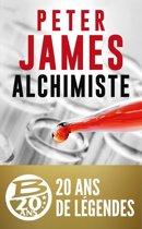 Boekomslag van 'Alchimiste'