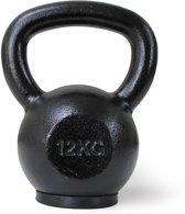 CORE POWER - Kettlebell - 12 kg - Zwart