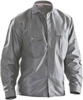 5601 Worker shirt cotton Graphite grey xs
