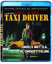 Taxi Driver: 40th Anniversary Edition [Blu-ray]