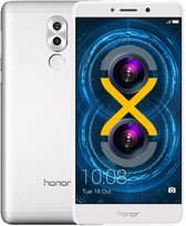 Honor 6X - 64GB - Dual Sim - Zilver